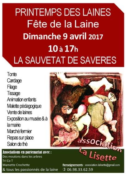 Sauvetat-de-Saveres-affiche-fetes-laines-2017